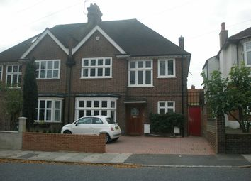 Thumbnail 4 bed semi-detached house to rent in London Lane, Bromley