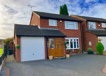 Thumbnail 3 bed detached house for sale in Arkle, Dosthill, Tamworth