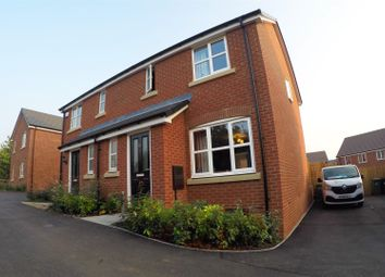 Thumbnail 3 bedroom semi-detached house for sale in Butler Close, Whitnash, Leamington Spa