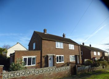 Thumbnail 3 bed semi-detached house to rent in Park View, Sturry, Canterbury