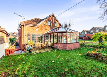 Thumbnail 3 bed detached house for sale in Kimberworth Road, Kimberworth, Rotherham