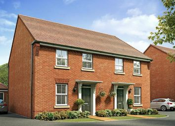 "Thumbnail 2 bed semi-detached house for sale in ""Ashdown"" at David Fisher Way, Southminster"