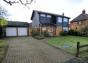 Thumbnail 4 bed detached house for sale in Montalt Road, Woodford Green, Essex