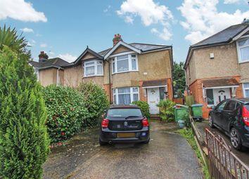 Thumbnail 2 bed semi-detached house for sale in Regents Park Road, Regents Park, Southampton