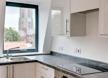 Thumbnail 1 bed flat for sale in Aldwych House, Norwich
