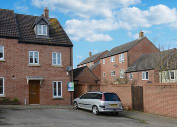 Thumbnail 3 bed terraced house for sale in Tithe Court, Yeovil