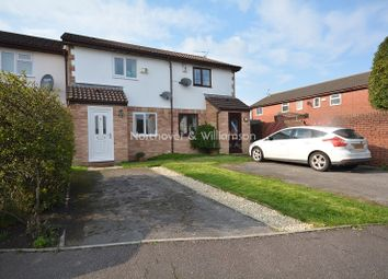 Thumbnail 2 bedroom terraced house to rent in Orchid Close, St. Mellons, Cardiff, Cardiff.
