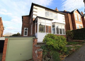 Thumbnail 3 bed detached house to rent in Gretton Road, Mapperley, Nottingham