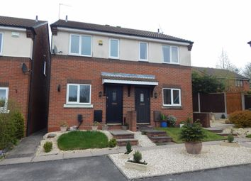 Thumbnail 2 bed semi-detached house to rent in Primrose Meadow, Heath Hayes