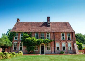 Thumbnail 8 bed detached house for sale in Langtons, Sandpit Lane, Pilgrims Hatch, Brentwood, Essex