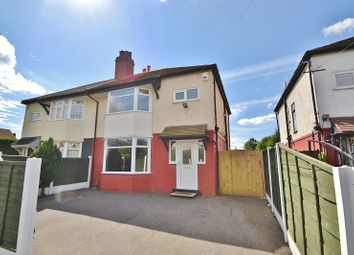 Thumbnail 3 bed semi-detached house to rent in Eastmoor Crescent, Roundhay, Leeds