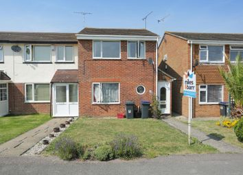 Thumbnail 3 bed end terrace house for sale in Wrentham Avenue, Herne Bay