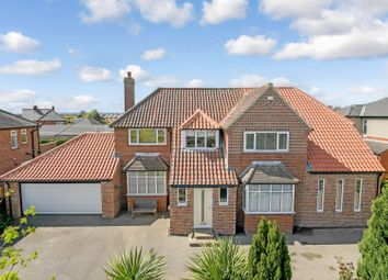 Thumbnail 6 bed detached house for sale in Topcliffe Road, Thirsk