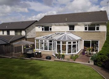 Thumbnail 4 bed detached house for sale in Woodfield Avenue, Baxenden, Lancashire