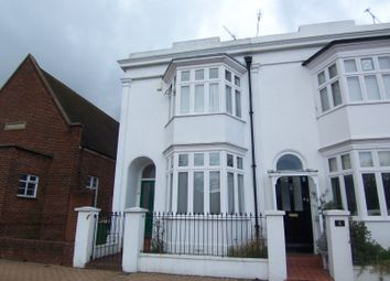 Thumbnail 3 bed end terrace house to rent in Southcliff Road, Southampton