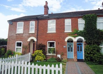 Thumbnail 2 bed terraced house for sale in Swanwick Lane, Swanwick, Southampton
