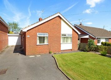 Thumbnail 2 bed detached bungalow for sale in Hill Crescent, Stone, Staffordshire