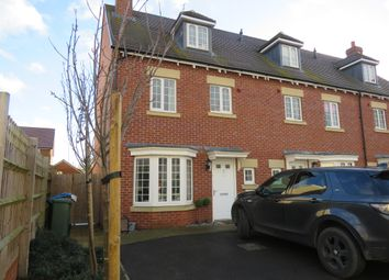 Thumbnail 4 bed town house for sale in Cotts Field, Haddenham, Aylesbury