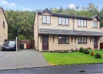 Thumbnail 3 bed semi-detached house for sale in Hypatia Street, Bolton
