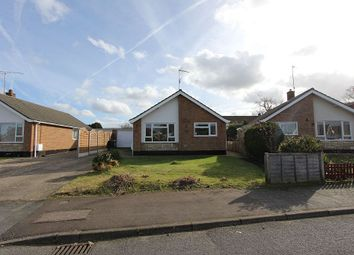 Thumbnail 2 bed detached bungalow for sale in Ashfield Road, North Walsham, Norfolk