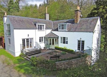 Thumbnail 4 bed detached house for sale in Wilton Dean, Hawick