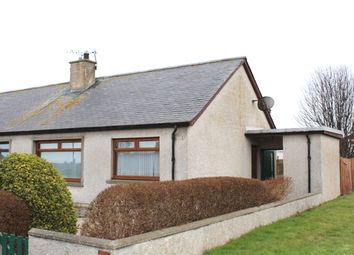 Thumbnail 1 bed semi-detached bungalow for sale in Samson Place, Portknockie