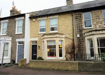 Thumbnail 3 bed terraced house for sale in Mawson Road, Cambridge