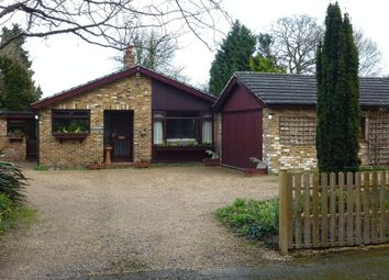 Thumbnail 4 bed detached bungalow for sale in Childs Hall Road, Bookham, Leatherhead