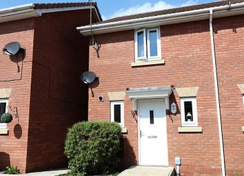 Thumbnail 2 bedroom semi-detached house for sale in Dovestone Way, Kingswood, Hull