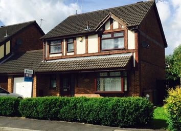 Thumbnail 4 bed detached house for sale in Stafford Road, St Helens