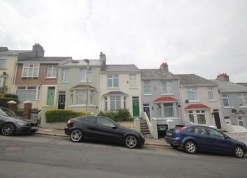 Thumbnail 3 bed terraced house to rent in Sturdee Road, Stoke, Plymouth