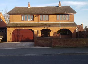 Thumbnail 5 bed detached house for sale in Cliff Court, Blacker Lane, Crigglestone, Wakefield
