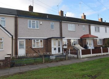Thumbnail 3 bed terraced house to rent in Frobisher Road, Neston, Cheshire