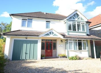 Thumbnail 4 bed detached house to rent in The Hatches, Frimley Green, Camberley