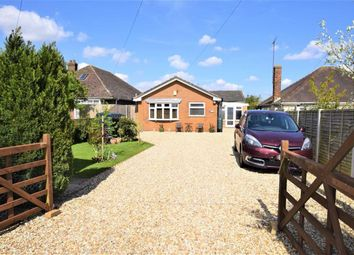 Thumbnail 4 bed bungalow for sale in Station Road, Burgh Le Marsh, Skegness