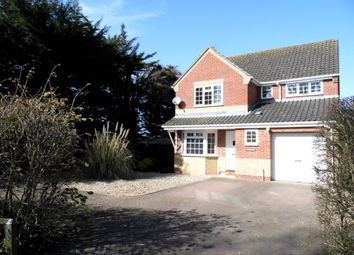 Thumbnail 4 bed detached house to rent in London Road, Capel St Mary, Ipswich, Suffolk