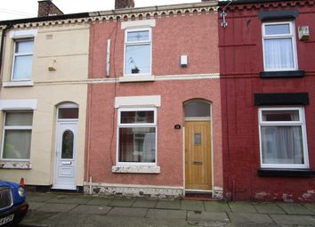 Thumbnail 2 bed terraced house to rent in Ripon Street, Liverpool