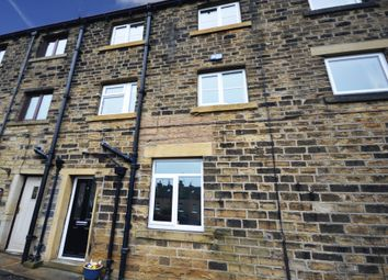 Thumbnail 3 bedroom town house for sale in Cuckoo Lane, Honley, Holmfirth