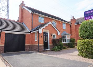 Thumbnail 4 bed detached house for sale in Neighwood Close, Toton