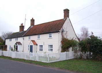 Thumbnail 2 bed semi-detached house for sale in Snape Road, Sudbourne, Woodbridge, Suffolk