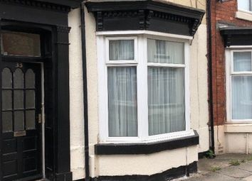 Thumbnail 4 bed terraced house to rent in Derwent Street, Stockton-On-Tees