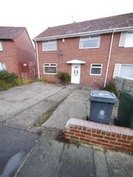 Thumbnail 3 bedroom semi-detached house to rent in Shearwater Avenue, Newcastle Upon Tyne
