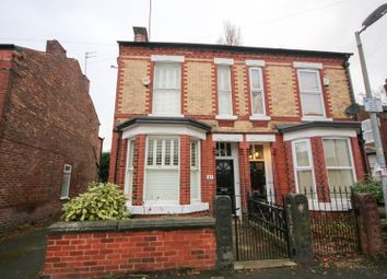 Thumbnail 3 bedroom semi-detached house to rent in Algernon Street, Eccles, Manchester