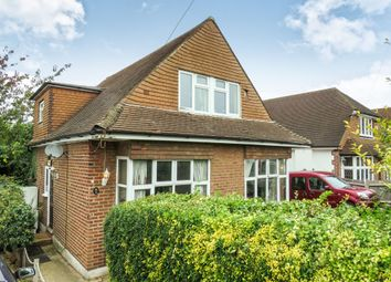 Thumbnail 3 bed detached house for sale in Mount Drive, Park Street, St. Albans