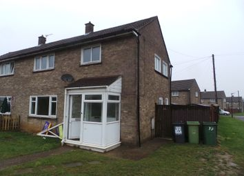 Thumbnail 4 bed semi-detached house to rent in Buchanan Road, Hemswell Cliff, Gainsborough