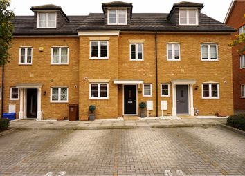 Thumbnail 3 bed terraced house for sale in Eustace Crescent, Rochester
