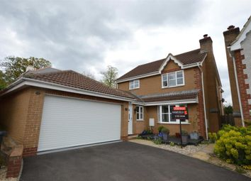 Thumbnail 5 bed detached house for sale in Pridhams Way, Exminster, Exeter, Devon