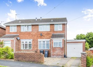 Thumbnail 3 bed semi-detached house for sale in Shrewsbury Drive, Chesterton, Newcastle Under Lyme, Staffs