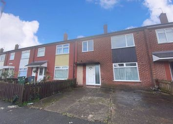 Thumbnail 4 bed terraced house to rent in Grant Road, Wirral, Merseyside