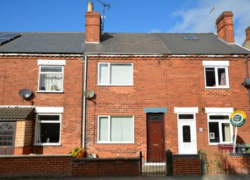 Thumbnail 2 bed terraced house for sale in Station Road, Pilsley, Chesterfield